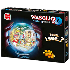 Wasgij Mystery #6: Camping Commotion - Wasgij