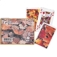 Canada Playing Cards - Card Games