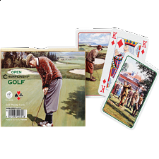 Open Championship Golf Playing Cards -