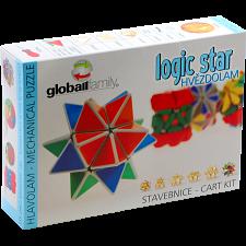Logic Star - Rotational Puzzle - Kit -
