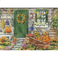 Green Door - 1000 Pieces