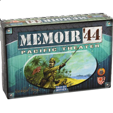 Memoir '44: Pacific Theater - Family Games