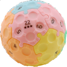 3D Sudoku Ball - More Puzzles