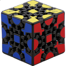 Gear Cube - Black - Oskar van Deventer