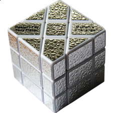 Fisher's Cube - Silver