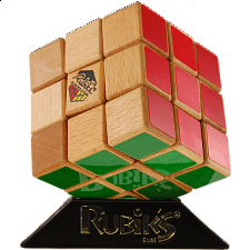 Rubik's 40th Anniversary Wood Edition Cube - Rubik's Cube