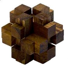 Gemini - European Wood Puzzles