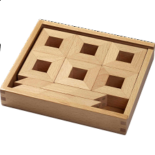 Math Maker - Wood Puzzles