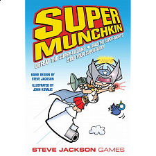 Super Munchkin - Search Results