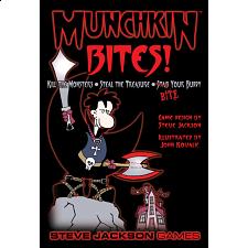 Munchkin Bites! - Family Games
