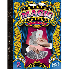 Amazing Magic Tricks - Apprentice Level - book - Hardcover - Misc Puzzles