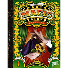 Amazing Magic Tricks - Beginner Level - books - Hardcover - Puzzle Books