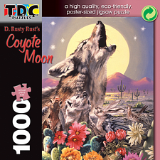 Coyote Moon - 1000 Pieces