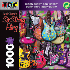 Six String Fling - 1000 Pieces