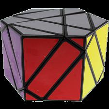 3 Fold Hexagonal Prism - Black Body -
