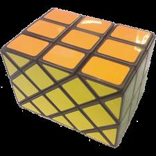 Long Case Cube - Black Body -