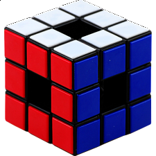 Void Cube - 3x3x3 - Black Body - Tiles - Search Results