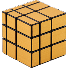 Mirror Cube - 3x3x3 - Gold - Search Results