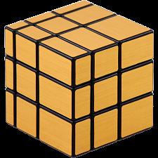 Mirror Cube - 3x3x3 - Gold