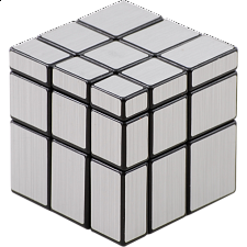 Mirror Cube - 3x3x3 - Silver - Search Results