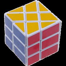Windmill Cube - White Body -