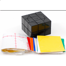 Crazy 2x3x3 - DIY - Black Body - Rubik's Cube & Others