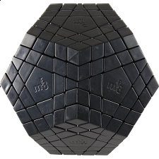 Gigaminx MF8 - DIY - Black Body - Other Rotational Puzzles