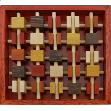 Brochettes - Wood Puzzles