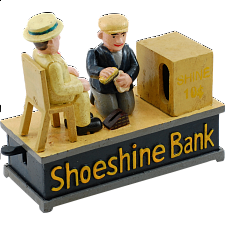 Shoe Shine Bank