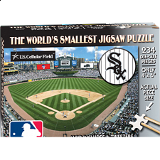 World's Smallest Jigsaw Puzzle - MLB - Chicago White Sox - World's Smallest Pieces