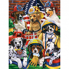 Furry Friends - Hero's Helpers - Jigsaws
