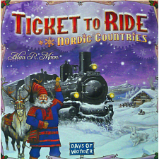 Ticket to Ride: Nordic Countries - Games & Toys