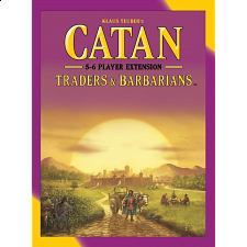 Catan: Traders and Barbarians 5-6 Player Extension (5th Edition) - Search Results