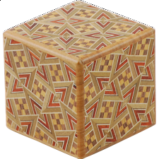 Karakuri - Small Box #1 KT - Japanese Puzzle Boxes