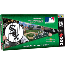 Chicago White Sox MLB Pennant Shape - 101-499 Pieces
