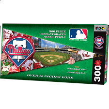 Philadelphia Phillies MLB Pennant Shape