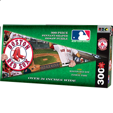 Boston Red Sox MLB Pennant Shape