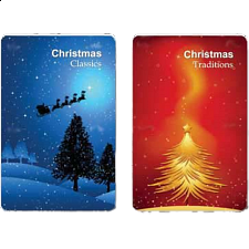 Playing Cards - Christmas Facts - Games & Toys