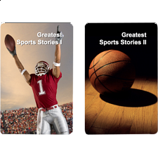 Playing Cards - Greatest Sports Stories - Games & Toys