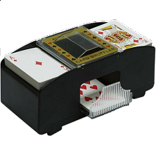 2 Deck Automatic Card Shuffler - Card Games