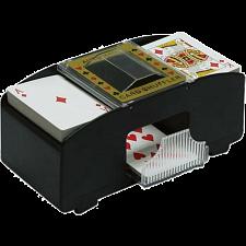 2 Deck Automatic Card Shuffler
