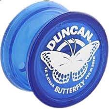 Butterfly Yo-Yo - Blue - Search Results