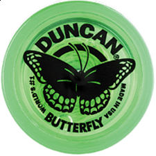 Butterfly Yo-Yo - Green - Search Results