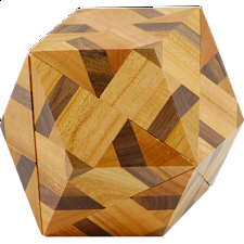 Rhomby 1 - European Wood Puzzles