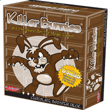 Killer Bunnies Quest - Chocolate Booster Deck - Games & Toys