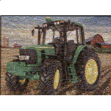 John Deere - Tractor Mosaic - Search Results