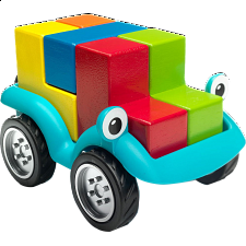 SmartCar - Puzzles - Children