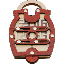 Labyschloss - European Wood Puzzles