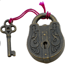 Ringschloss - Puzzle Locks