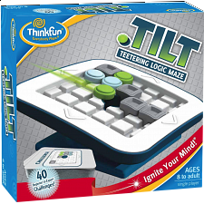 Tilt - Sliding Pieces Puzzles